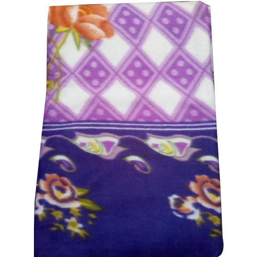 Printed Woolen Blanket