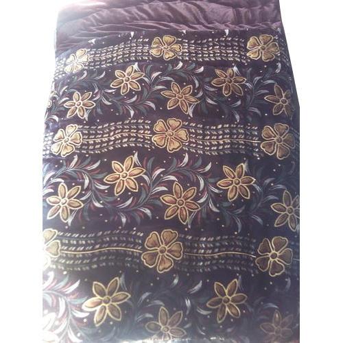 Velvet Jaipuri Quilt
