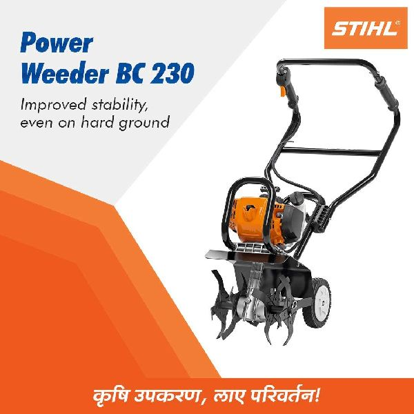 STIHL BC 230 Mini Tiller