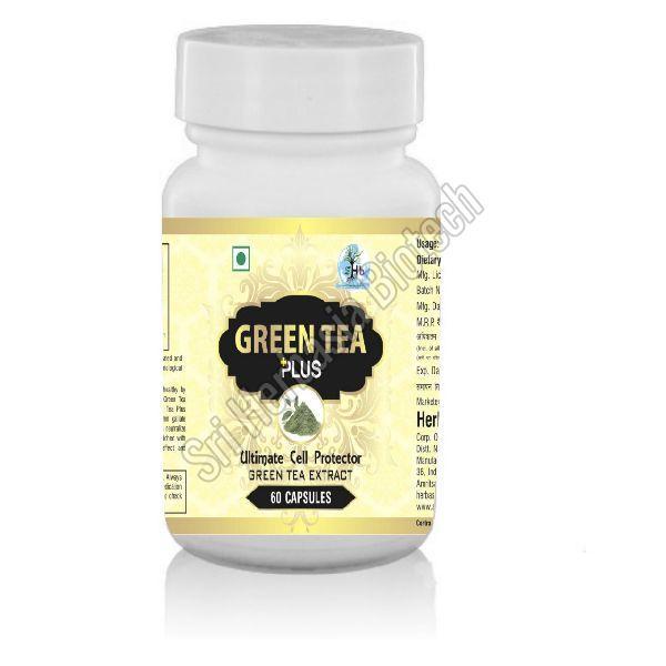 Green Tea Plus Capsule