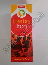 Herbo Iron Syrup