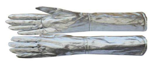 Aluminized Aramid Safety Gloves