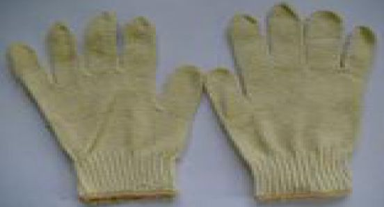 Knitted Aramid Hand Gloves