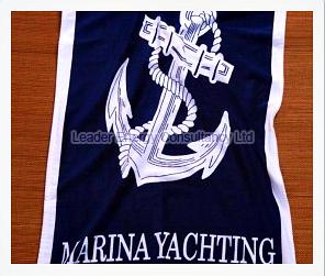 Anchor & Yachting Beach Towel