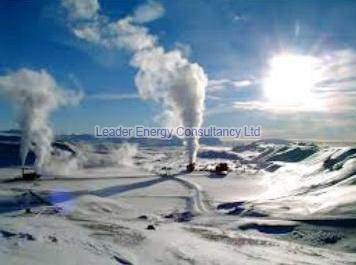 Geothermal Energy Consultant