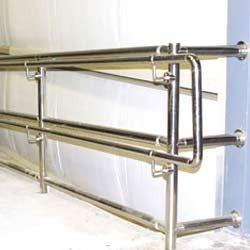 Stainless Steel Ramp Railings