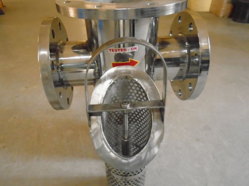 magnetic strainer for Pumps