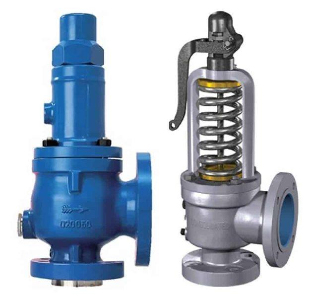 pressure safety valve