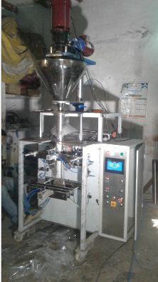 Clutch Break Auger Filler Collar Type Packing Machine