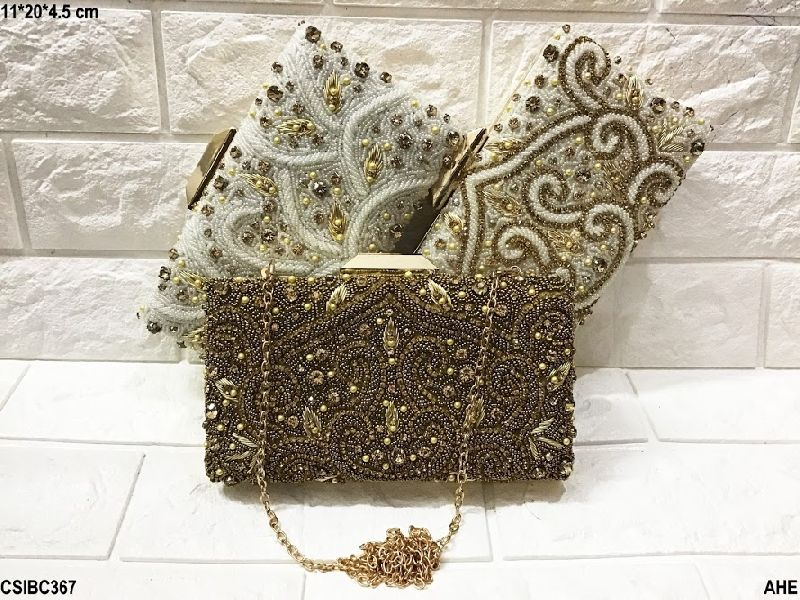 Bridal Box Clutch