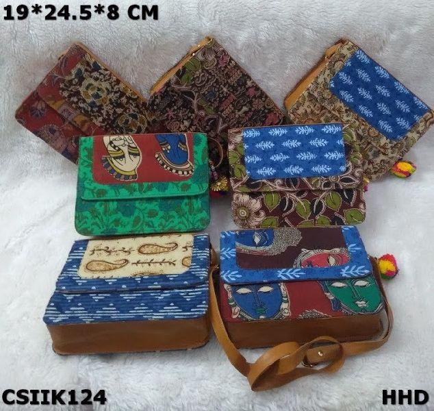 Ethic Ikat Sling Bag