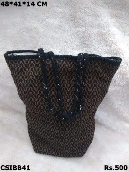 Handloom Shoulder Bag