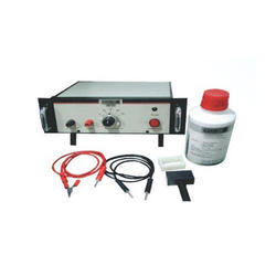 Consumables Chemical Metal Etching Machine