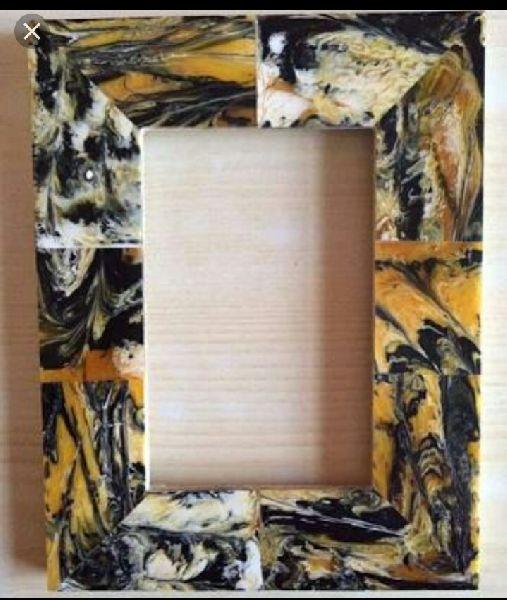 Resin Photo Frame