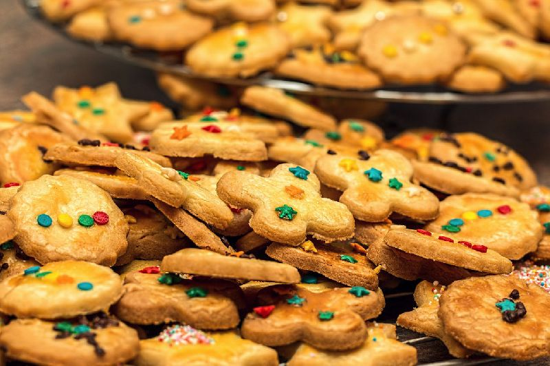 Bakery Biscuit