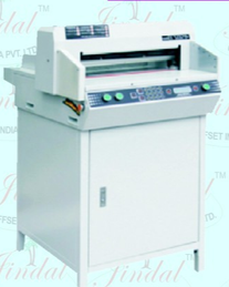 460Z5 Electric Paper Cutting Machine
