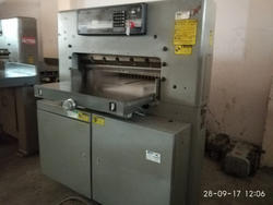 Challenger Paper Cutting Machine