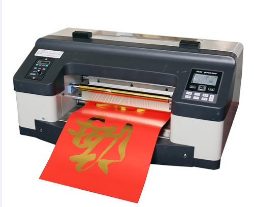 Digital Foil Printing Machine