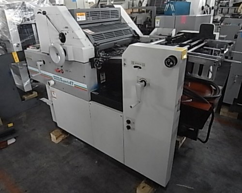 Hamada Super 47 Mini Offset Printing Machine
