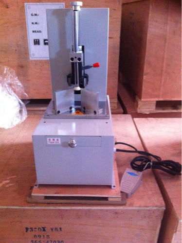 Multiple Knife Corner Rounding Machine