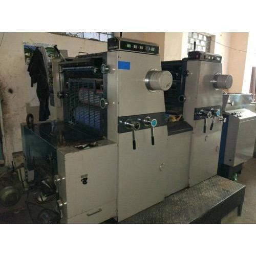 Ryobi 2 Colour Offset Printing Machine