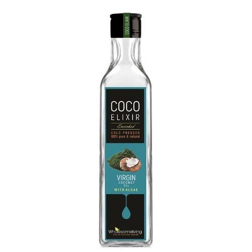 Coco Elixir Enriched Virgin Coconut Oil with Algae