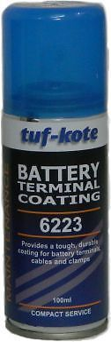 Battery Terminal Coating