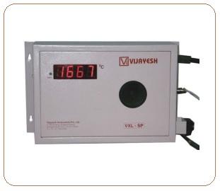 Molten Metal Temperature Indicator