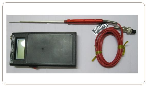 Digital Temperature Indicator with Sensor