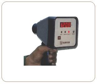 Aluminum Portable Temperature Indicator