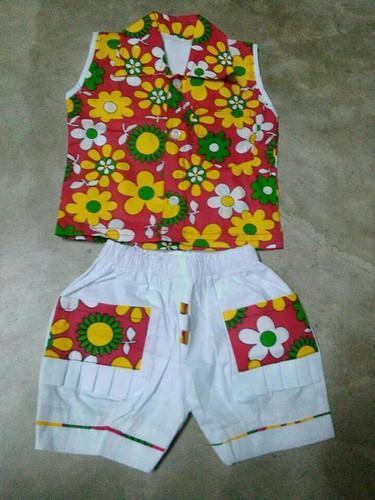 Boys Shirt and Shorts Set