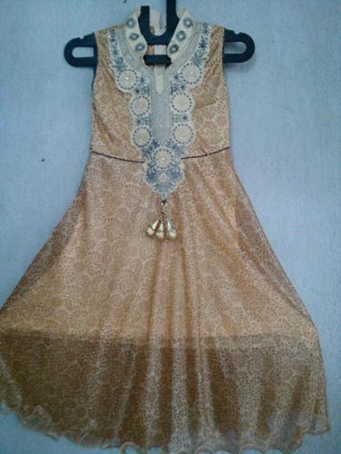 Girls Anarkali Churidar Dresses