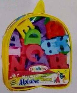 Magnetic Alphabet Bags