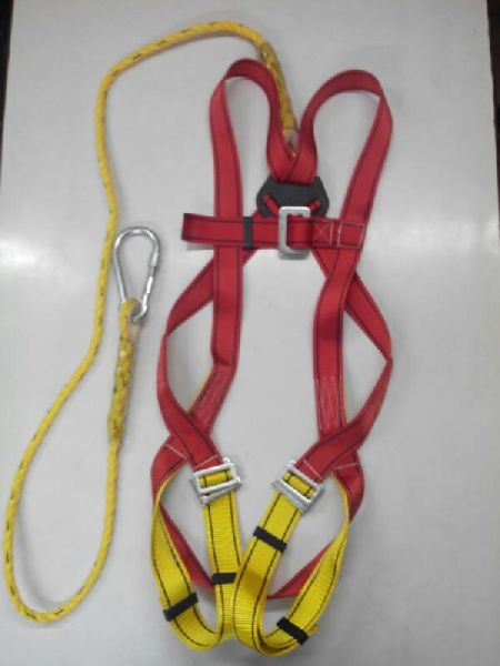 Body Harness with Rope