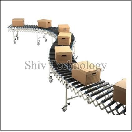 Aluminium Chain Conveyor
