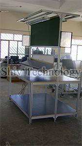 Aluminium Extrusion Table