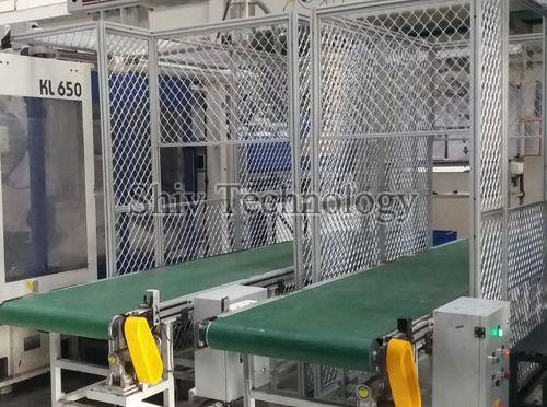 Industrial Conveyor Fencing Guard