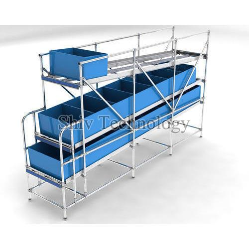 Industrial FIFO Rack System