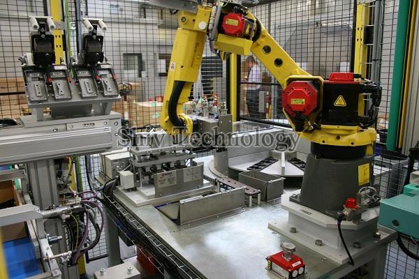 Robotics Process & Integration Simulation
