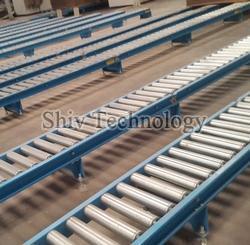 Straight Type Gravity Roller Conveyor