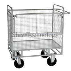 Wire Mesh Trolleys