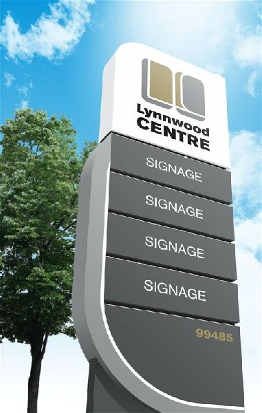 Outdoor Directory Signage
