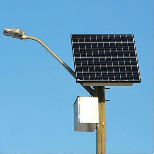 Solar Street Light Installation Service