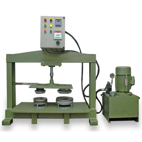 Four Column Paper Plate Making Machine