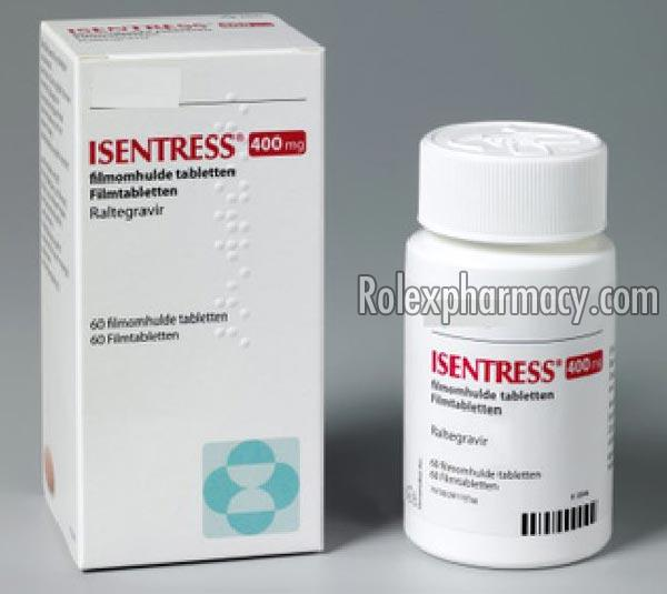 Isentress Tablet