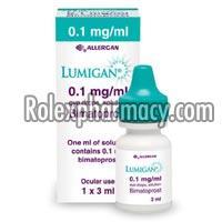 Lumigen Eye Drop