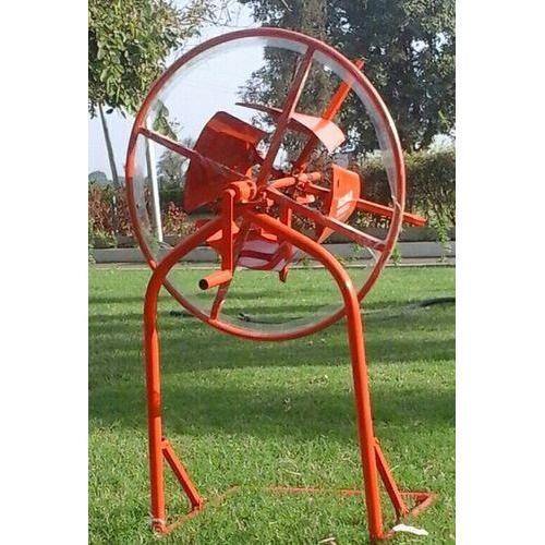 Iron Drip Winder Machine