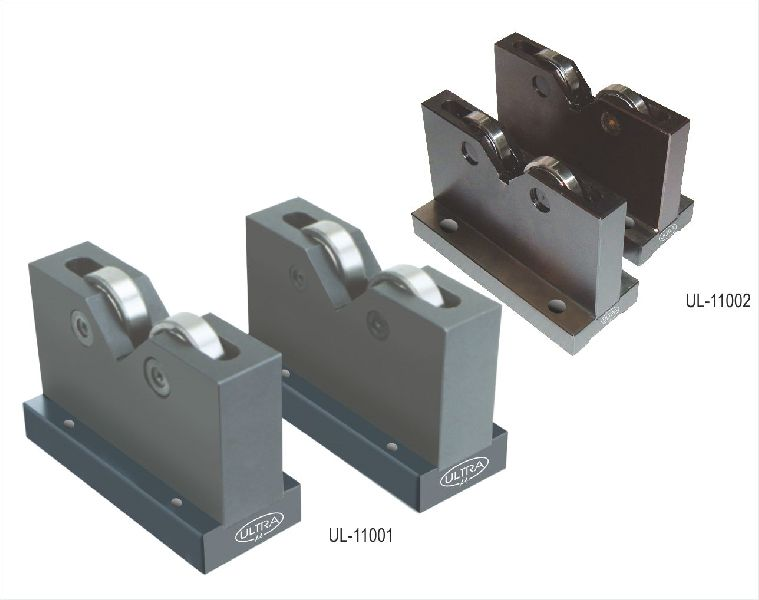Roller Bearing Magnetic V Block UL-110 Series