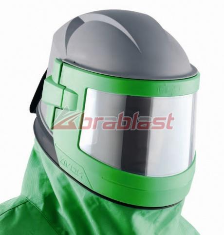 Air Blast Helmet