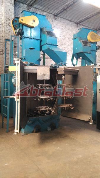 Hanger Type Shot Blasting Machine 02